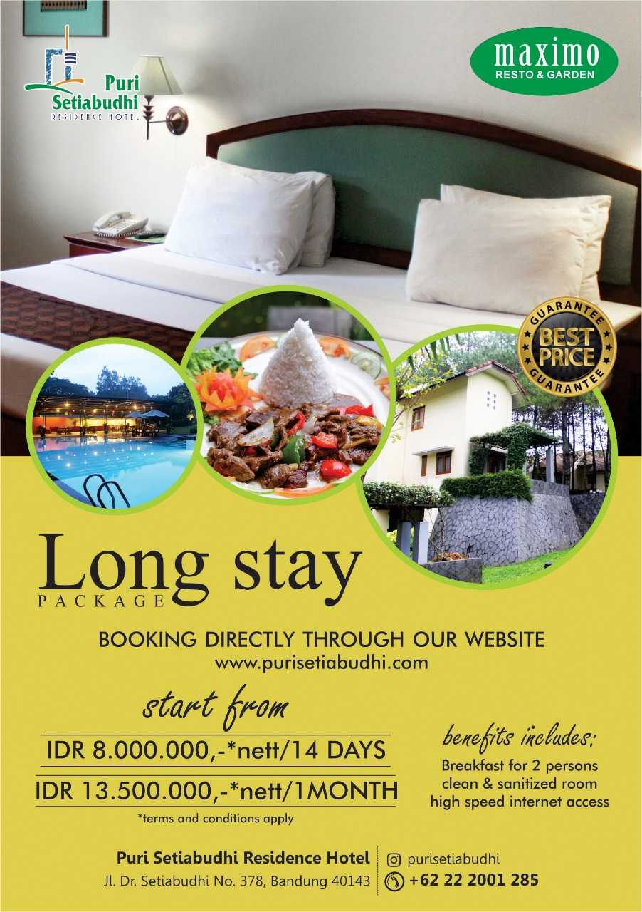 Long Stay Package